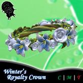 .!CN!. Winter's Royalty Crown