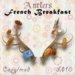 TBF Antlers - French Breakfast
