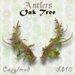 TBF Antlers - Oak Tree