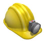 Mesh Mining Helmet