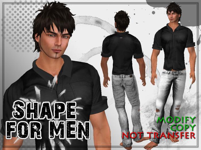 ShaPe FoR MEn