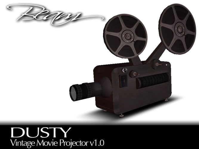 BEAM - DUSTY - Cinema Movie Projector v1.0