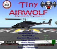 Tiny Airwolf