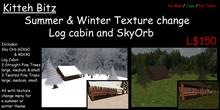 ::Kitteh Bitz:: Summer & Winter Texture Change SkyOrb