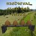 UD Medieval Skep Bee Hives