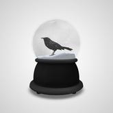 [Commoner] Snow Globe / Crow