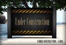 dl:: under construction label