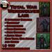 Total War Werewolves Lair Spawner