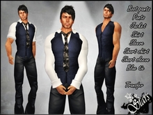 GIFT *Stars*Fashion* Informal: outfit for men* (only classic avatars)