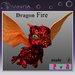 Dranopia  Fire Dragon male