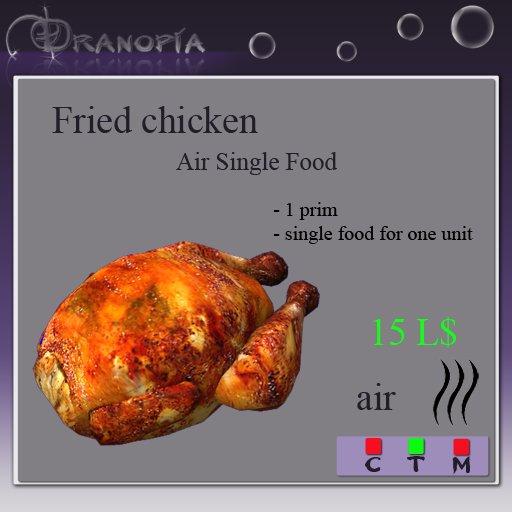 Dranopia 1 Chicken (birth element AIR)