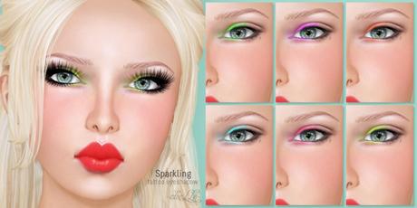 cheLLe (eyeshadow) Sparkling