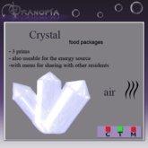 Dranopia 20 Air Crystal (birth element AIR)