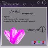 Dranopia 20 Common Crystal (each birth element Common)