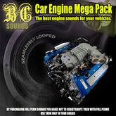 BC - Ultimate Car Engine Sound Pack