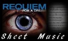 Requiem for a dream -  paino sheet music
