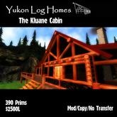 LOG CABIN - THE KLUANE
