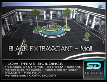 !! NEW MALL >>> SD Serini Design - Black EXTRAVAGANT MALL >>> START YOUR BUSSINES TODAY