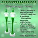 GRIMWORX Street Lamps - Green