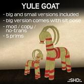 Yule Goat .:SHD:.