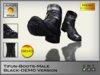 JILROXY Tifun Boots Male - Black - Mesh (DEMO)
