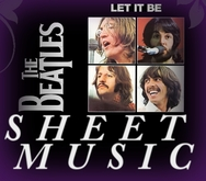 Let It Be - The Beatles - piano sheet music