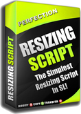 Perfection Advanced Resizing Script V5.0 - Copy Only
