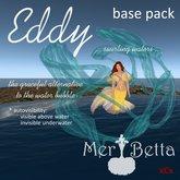 """Mer Betta™ """"Eddy"""" swirling waters basepack"""