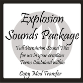 Explosion Sounds by 'Sound It Out'