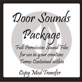 Door Sound FX by 'Sound It Out'