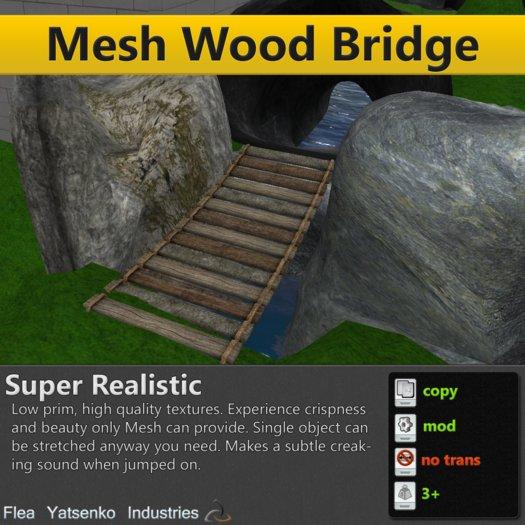 [FYI] Rope Suspension Bridge Medium