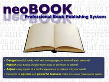 neoBOOK - Professional Publishing & Book Making System (v1.01)