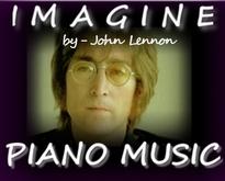IMAGINE - John Lennon (piano music)