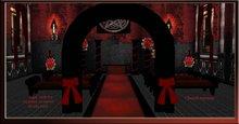 Royal Goth Wedding Set