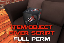 Item/Object Giver Script FULL PERM