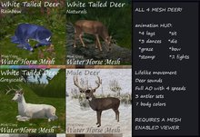 ~*WH*~ All Deer avatars