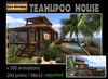 PROMO 1500L OFF! teahupoo House-box