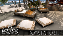 OUTLET ~BAZAR~ Roya Patio set