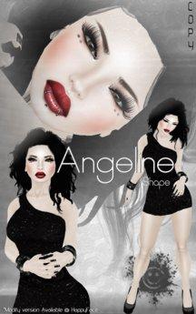 :: Happy.Face :: Angeline Shape(Gift) PROMO!!