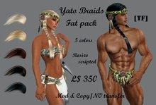 YATO Braids~Fat Pack(BOXED)