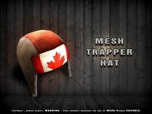 PIXLIGHTS FACTORY TRAPPER HAT CANADA
