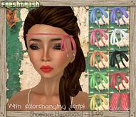 =FT - Shoelace Headband DEMO