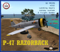 =TBM= p-47 razorback -A Box