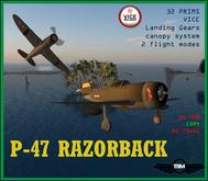 =TBM= p-47 razorback -G