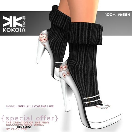 {KOKOIA} :: Exclusive Shoes :: BERLIN :: LOVE THE LIFE