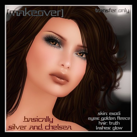[mock] Basically Silver and Chelsea [Makeover ]