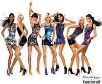 Hed Kandi 7Girls Poses(7 Poses)