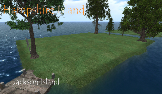 Jackson Island, L$952 per Week, 2080m2 547prims