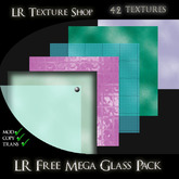 *LR* Free Mega Glass Pack