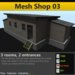 [FYI] Mesh Distressed Grunge Factory Building and Shop